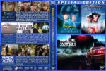 Escape to / Return From / Race to Witch Mountain Triple Feature (1975-2009) R1 Custom Cover