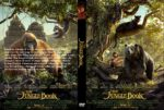 The Jungle Book (2016) R0 CUSTOM cover & label
