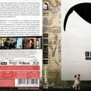 Er ist wieder da (2015) R2 Blu-Ray German Cover & label