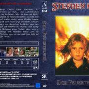 Der Feuerteufel (1984) R2 German Cover