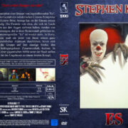 Stephen Kings Es (1990) R2 German Cover
