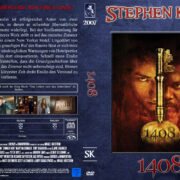 Zimmer 1408 (2007) R2 German Covers