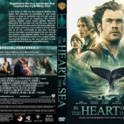 In the Heart of The Sea (2015) R1 Custom Cover & labels