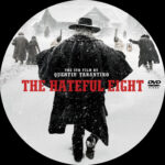 The Hateful Eight (2015) R0 CUSTOM Label