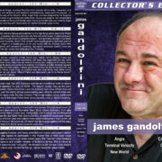 James Gandolfini Collection – Set 2 (1994-1996) R1 Custom Cover