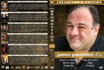 James Gandolfini Collection – Set 3 (1996-1998) R1 Custom Cover