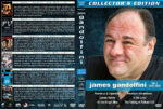 James Gandolfini Collection – Set 5 (2005-2009) R1 Custom Cover