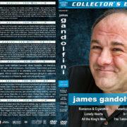 James Gandolfini Collection – Set 5 (2005-2009) R1 Custom Cover