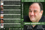 James Gandolfini Collection – Set 6 (2010-2012) R1 Custom Cover