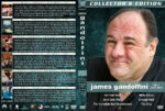 James Gandolfini Collection – Set 7 (2012-2014) R1 Custom Cover