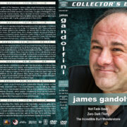 James Gandolfini Collection – Set 7 (2012-2014) R1 Custom Cover