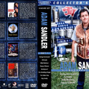 Adam Sandler Collection – Set 1 (1989-1999) R1 Custom Cover