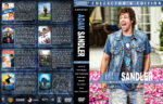 Adam Sandler Collection – Set 4 (2011-2015) R1 Custom Cover