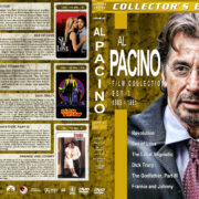 Al Pacino Collection – Set 3 (1985-1991) R1 Custom Cover