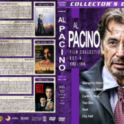 Al Pacino Collection – Set 4 (1992-1996) R1 Custom Cover