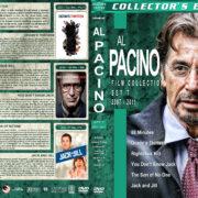 Al Pacino Collection – Set 7 (2007-2011) R1 Custom Cover