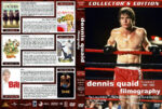 Dennis Quaid Collection – Set 2 (1980-1983) R1 Custom Cover