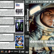 Dennis Quaid Collection – Set 3 (1983-1987) R1 Custom Cover