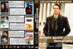 Dennis Quaid Collection – Set 4 (1987-1990) R1 Custom Cover