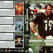 Dennis Quaid Collection – Set 6 (1997-1999) R1 Custom Cover