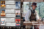 Dennis Quaid Collection – Set 8 (2004-2006) R1 Custom Cover