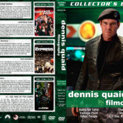 Dennis Quaid Collection – Set 9 (2007-2009) R1 Custom Cover