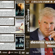 Dennis Quaid Collection – Set 10 (2009-2011) R1 Custom Cover