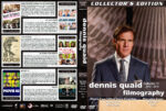 Dennis Quaid Collection – Set 11 (2012-2015) R1 Custom Cover