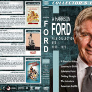 Harrison Ford Collection - Set 1 (1967-1973) R1 Custom Cover