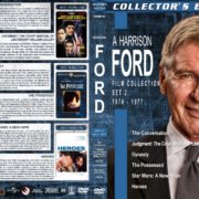 Harrison Ford Collection - Set 2 (1974-1977) R1 Custom Cover