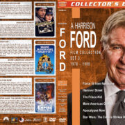 Harrison Ford Collection - Set 3 (1978-1980) R1 Custom Cover