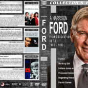 Harrison Ford Collection - Set 5 (1988-1992) R1 Custom Cover