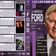 Harrison Ford Collection – Set 6 (1993-1998) R1 Custom Cover
