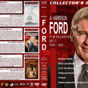 Harrison Ford Collection – Set 7 (1999-2008) R1 Custom Cover