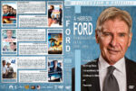 Harrison Ford Collection – Set 8 (2009-2013) R1 Custom Cover