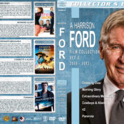 Harrison Ford Collection - Set 8 (2009-2013) R1 Custom Cover