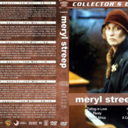 Meryl Streep Collection – Set 3 (1984-1988) R1 Custom Cover