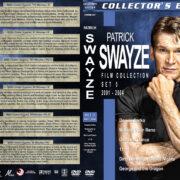 Patrick Swayze Collection – Set 5 (2001-2004) R1 Custom Cover