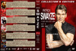Patrick Swayze Collection – Set 6 (2004-2009) R1 Custom Cover