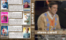 Steve Carell Collection - Set 1 (2003-2005) R1 Custom Cover