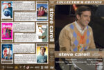 Steve Carell Collection – Set 1 (2003-2005) R1 Custom Cover