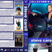 Steve Carell Collection – Set 4 (2012-2014) R1 Custom Cover