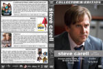 Steve Carell Collection – Set 5 (2014-2015) R1 Custom Cover
