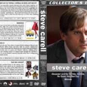 Steve Carell Collection - Set 5 (2014-2015) R1 Custom Cover