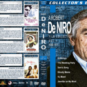 Robert DeNiro Collection – Set 1 (1968-1971) R1 Custom Cover