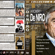 Robert DeNiro Collection – Set 2 (1971-1976) R1 Custom Cover