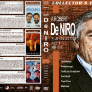 Robert DeNiro Collection – Set 6 (1990-1992) R1 Custom Cover