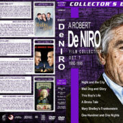 Robert DeNiro Collection – Set 7 (1992-1995) R1 Custom Cover