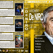 Robert DeNiro Collection – Set 10 (2000-2002) R1 Custom Cover