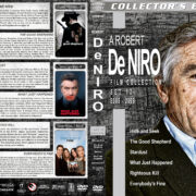 Robert DeNiro Collection – Set 12 (2005-2009) R1 Custom Cover